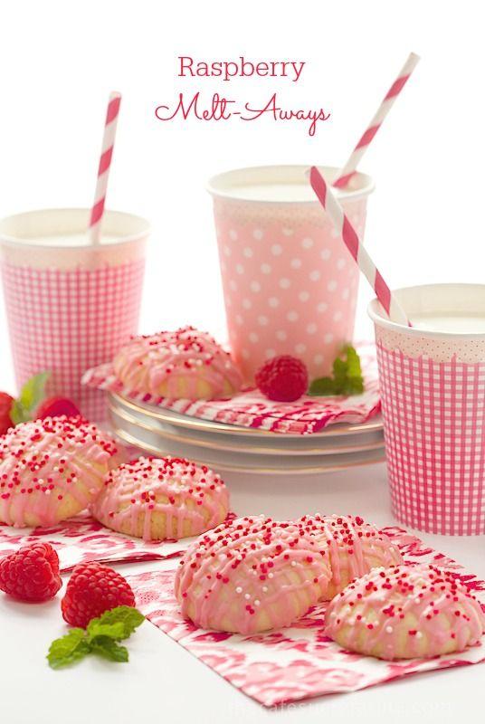 Raspberry Melt-Aways | Recipe | Raspberry, Butter and Recipes