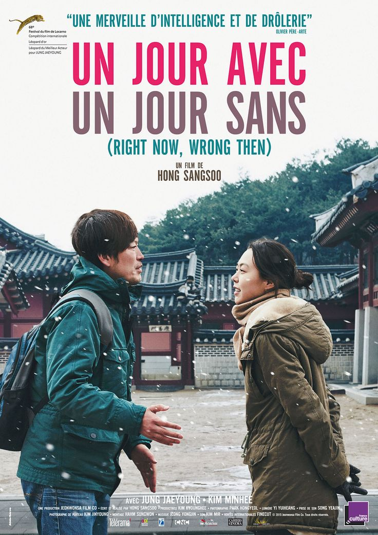 Un jour avec, un jour sans by Sang-soo Hong, South Korea