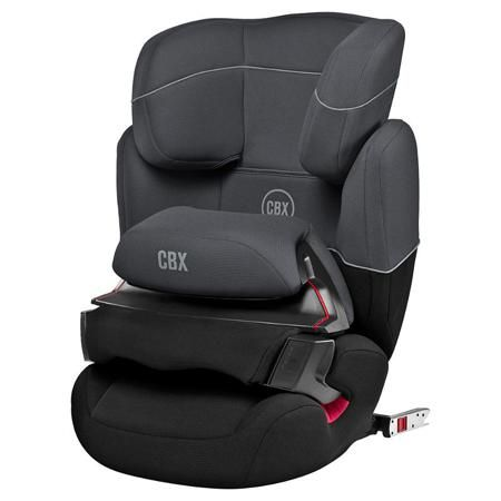 Автокресло Cbx by Cybex Aura-Fix Cobblestone  — 16250р. -------- Автокресло CBX by Cybex Aura-Fix - детское автокресло группы 1/2/3 (от 9 до 36 кг), предназначенное для перевозки детей от 1 года до 12 лет. Ребенок удерживается в автокресле с помощью трехточечных штатных ремней безопасности автомобиля или столика безопасности (до 18 кг), а само кресло крепится с помощью системы Isofix, которая позволяет легко и быстро зафиксировать автокресло в автомобиле и практически исключает ошибки…