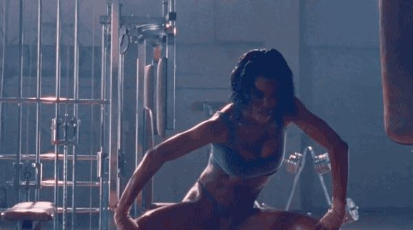 """Enjoy These GIFs of Teyana Taylor Slaying in Kanye West's """"Fade"""" Visual"""