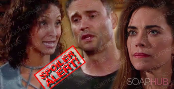 The Young and the Restless Spoilers (YR): Lily's in for another shock when Vicky releases a skeleton from Cane's closet.