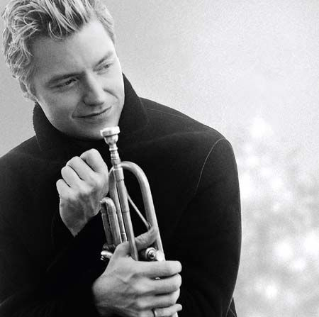 "Chris Botti's rendition of ""Someone to Watch Over Me"" makes me melt. Such a talented individual."