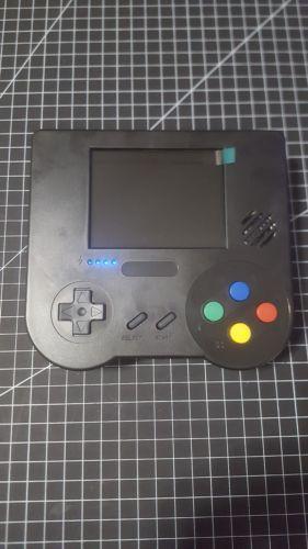 RaspiBoy Handheld Gaming System Retro Console Retropie NES SNES Classic Pigrrl   eBay