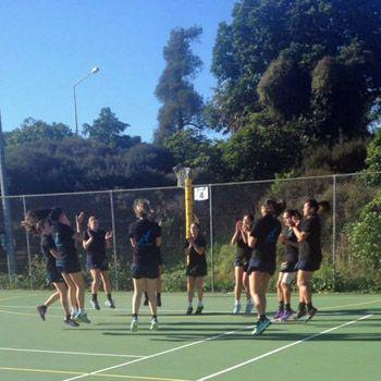 Semi-Final Spots Confirmed at NZU17's #NZU17 #LoveNetball