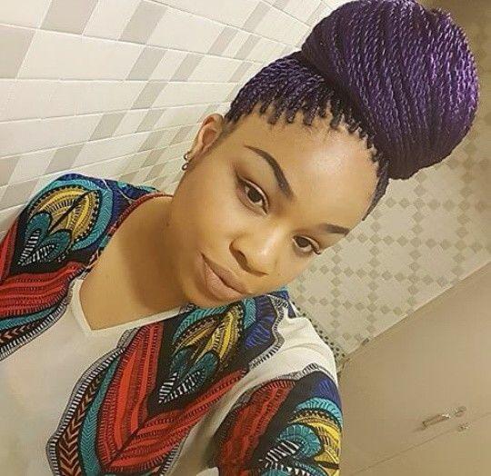 Senegalese Twists Twist Braid Hairstyles Senegalese
