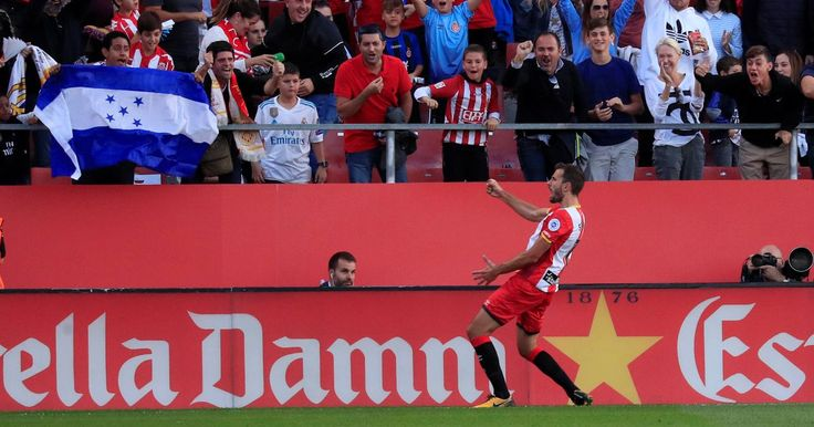Girona 2-1 Real Madrid LIVE score and goal updates as Cristhian Stuani and Portu stun Los Blancos - Mirror.co.uk #757Live