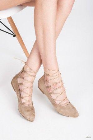 balerina lapostalpú cipő modell55492 Zoki