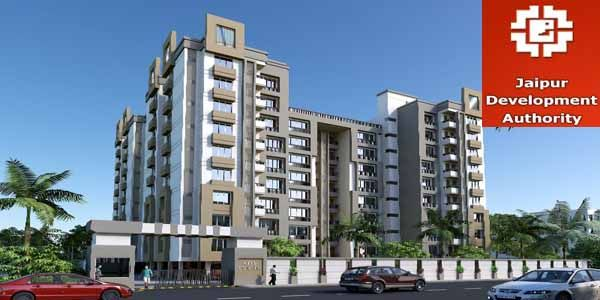 Jaipur Development Authority to announce EWS, LIG & MIG-A (621)flats scheme lottery draw on 29 Dec 2015