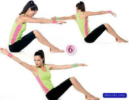 nice Bacakları İncelten Egzersizler