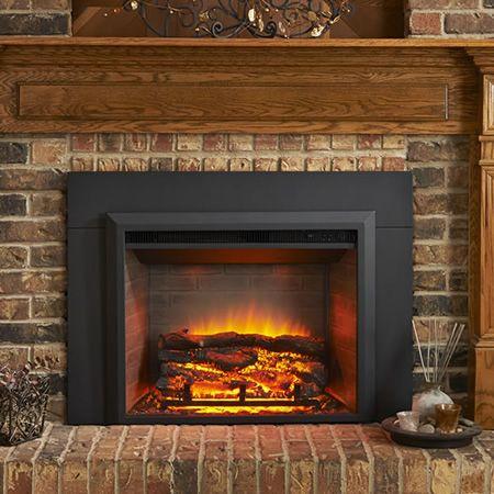 Best 25+ Electric fireplace insert ideas on Pinterest   Best ...