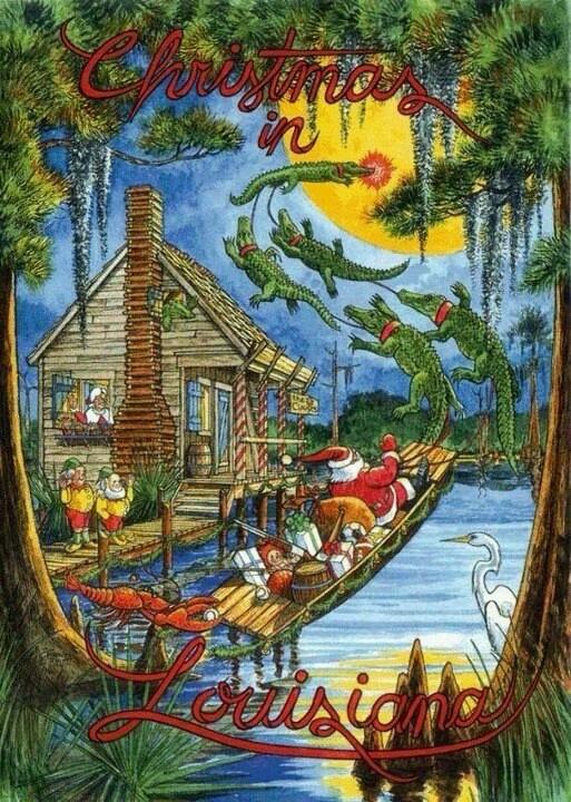 Cajun Christmas Book