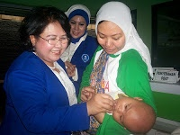 TANGERANG SELATAN,korantangsel.com- Ikatan Wanita Pengusaha Indonesia (Iwapi) menggelar berbagai macam kegiatan dalam rangka memperingati hari Kartini yang jatuh pada Minggu 21 April. Acara yang serentak dilaksanakan di 33 Provinsi ini bertujuan untuk mendekatkan Iwapi pada masyarakat.