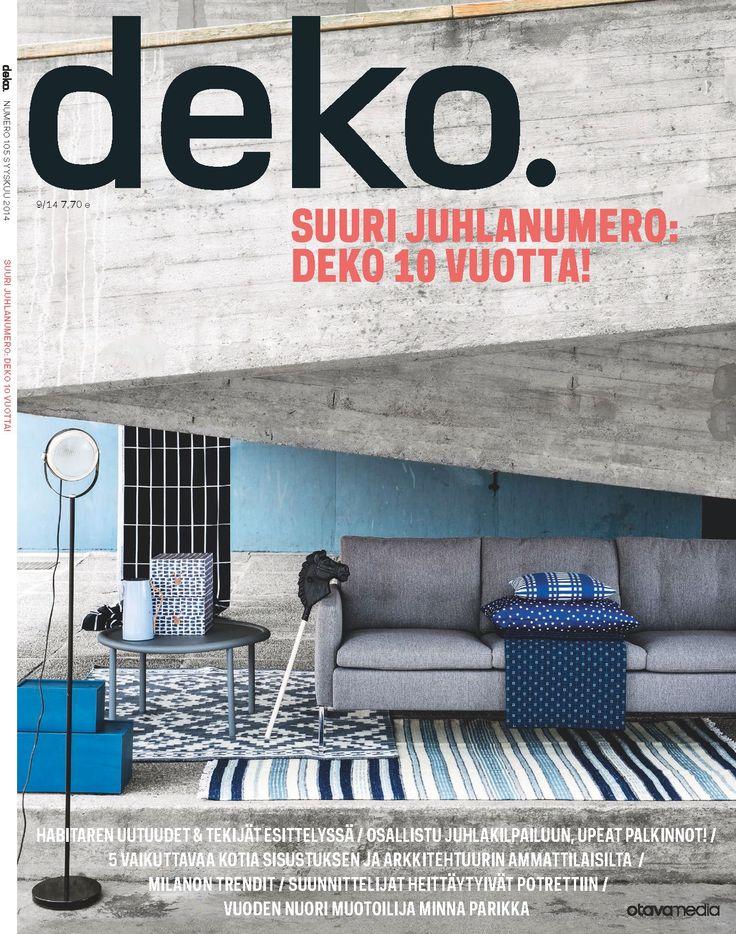 Deko S Print Magazine 9 14 Out Now Magazine Covers