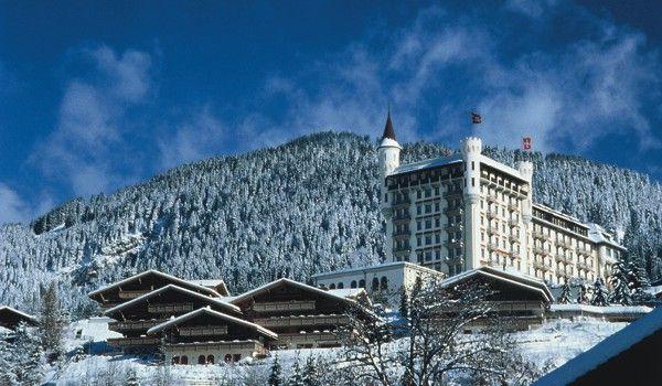 #Station de #Ski #Gstaad 3
