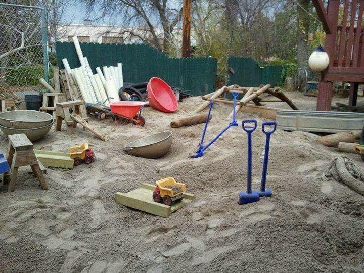 441 best images about natural playground on pinterest for Kindergarten playground design