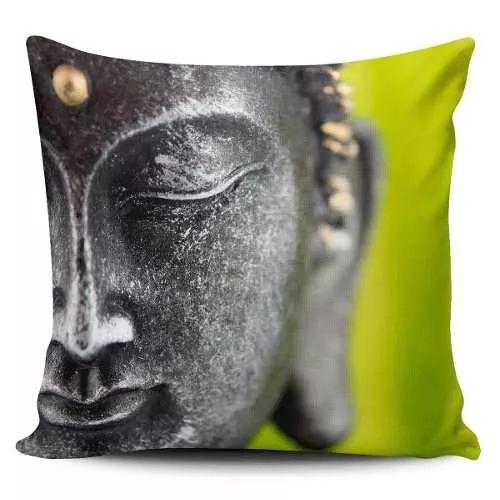 Cojin Decorativo Tayrona Store  Buda 04 - $ 43.200