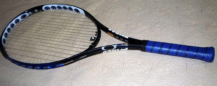 Prince Ozone 4 Four Tennis Racquet  Oversize 110 4 1/8 | Sporting Goods, Tennis & Racquet Sports, Tennis | eBay!