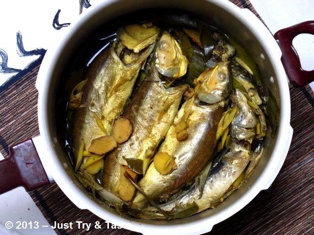 Just Try & Taste: Homemade Bandeng Presto