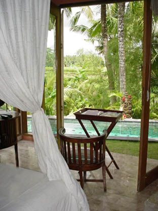 NATURE VIEWS, SWIMMING POOL, A STROLL AWAY TO UBUD CENTER
