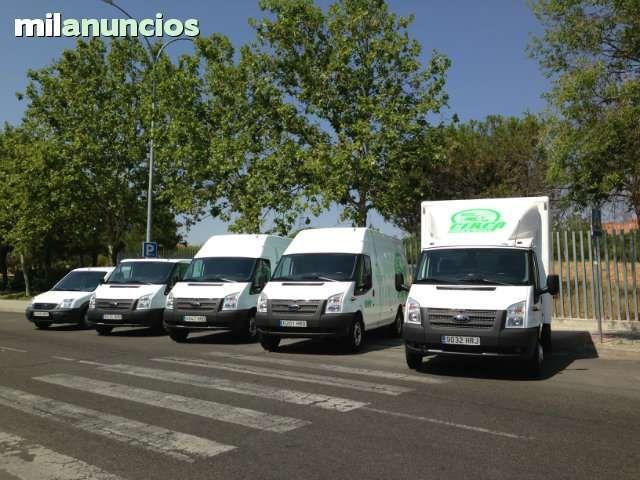 Cerca Alquiler De Furgonetas, es una empresa familiar ubicada en Alcorc�n (Madrid), dedicada al alquiler de veh�culos industriales sin conductor de hasta 3500Kg, para particulares, aut�nomos y empresas que tengan la necesidad puntual o continuada de dispo