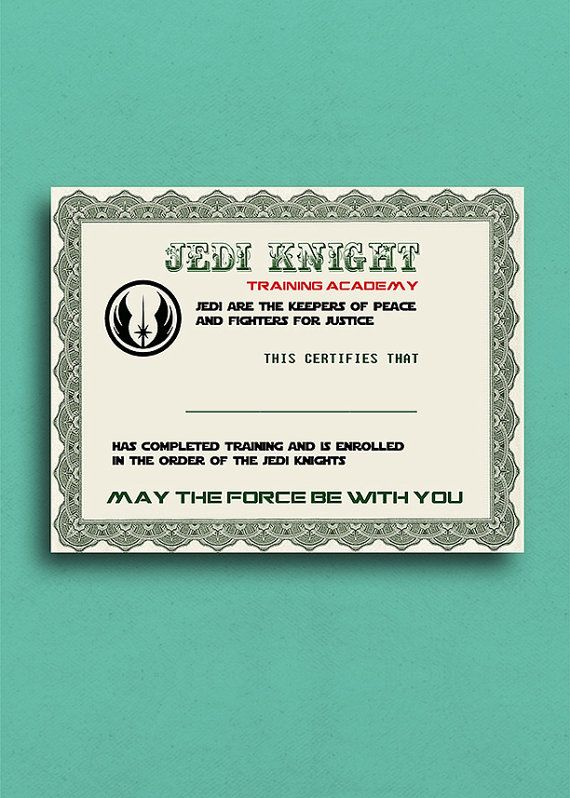 Jedi knight academy certificate images top images for jedi knight academy certificate on picsunday 10062018 to 0627 yadclub Image collections