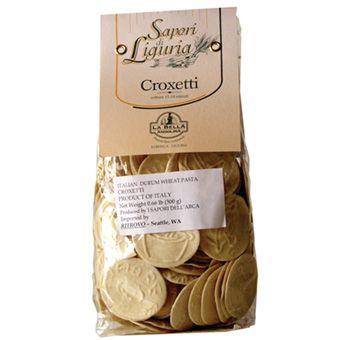 Pasta - Croxetti Hand-Stamped Pasta