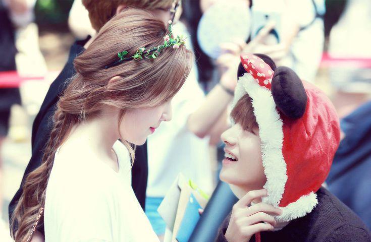 Taehyung x Irene