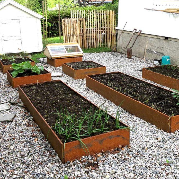 Stor avlång odlingslåda | Land GardenLand Garden