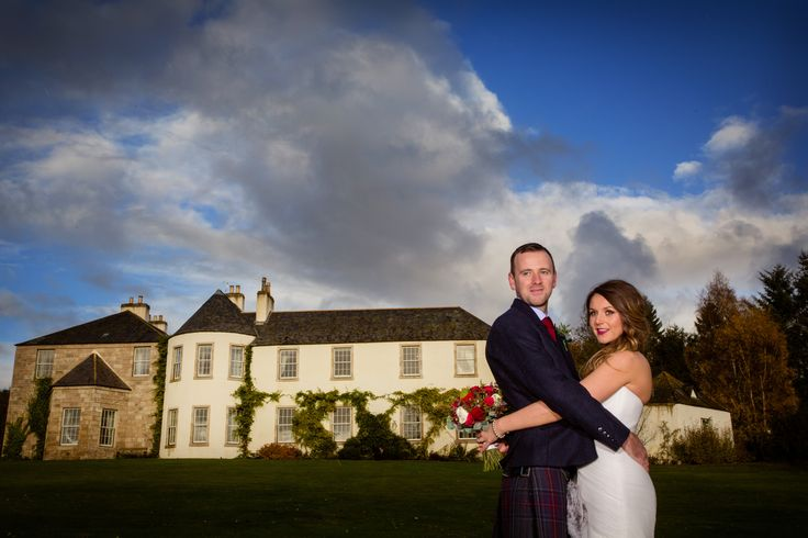 Lovely couple Victoria and Gary outside their gorgeous venue, Logie Country House, on their wedding day. #aberdeenweddingphotographeratlogiecountryhouse #aberdeenweddingphotographersatlogiecountryhouse #aberdeenweddingphotographyatlogiecountryhouse #aberdeenshireweddingphotographyatlogiecountryhouse #scottishweddingphotographyatlogiecountryhouse #weddingatlogiecountryhouse