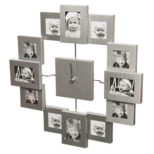 Ez a képkeret falióra tökéletesen bizonyítja a jól ismert mondást. Az idő múlandó, de az emlék állandó. Dekoratív ajándék karácsonyra. http://crazyshop.hu/ajandek_szuletesnapra/kepkeret-faliora---ezust