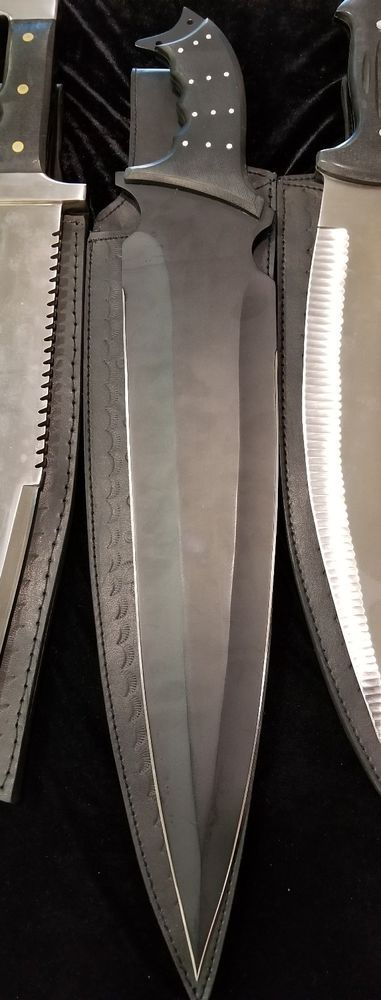"""APOCALYPSE"" 20"" Blade! Tactical Fighter Short Sword Style Knife BCK | eBay"
