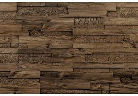 Betonová imitace dřeva Luminta - BERTA