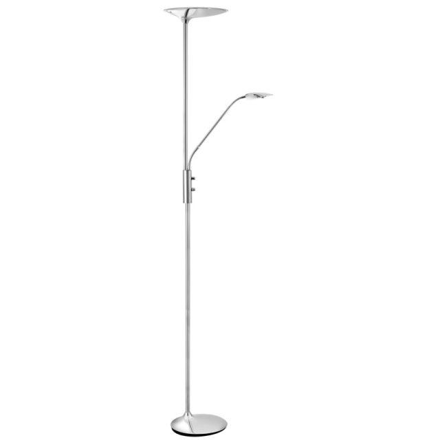 EU8622CC LED Floor - stojanová LED lampa - chróm - 1780mm