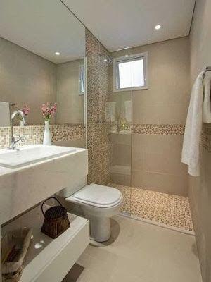 Die besten 25+ Decoração para banheiro com pastilhas Ideen auf - badezimmer 30er
