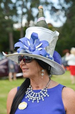 Tocados y sombreros de los primeros días de Ascot | Rebecca Johnson