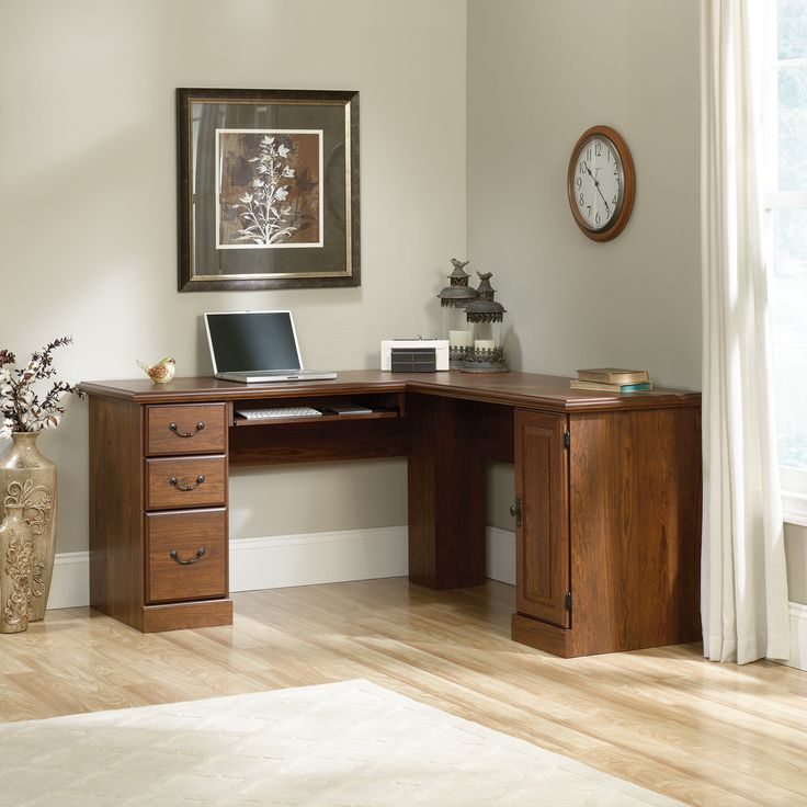 Sauder Orchard Hills Corner Computer Desk   Living Room Table Sets Cheap  Check More At Http Part 72
