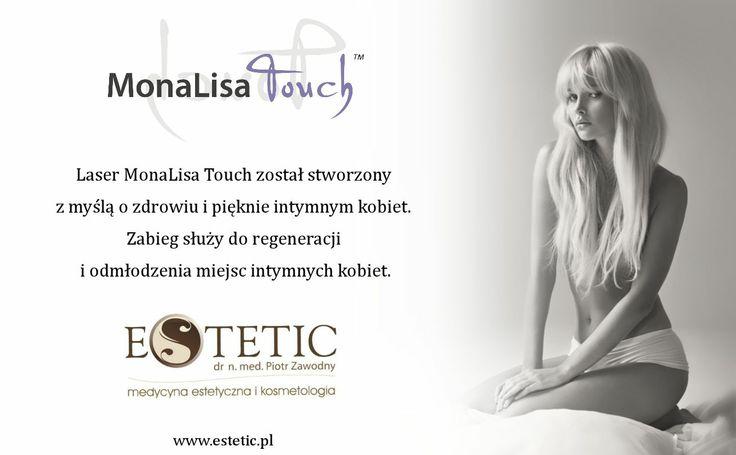 MonaLisa Touch – nowoczesna ginekologia estetyczna.    Innowacyjny laser stworzony z myślą o zdrowiu i pięknie intymnym kobiet.   Więcej informacji już na naszej stronie!
