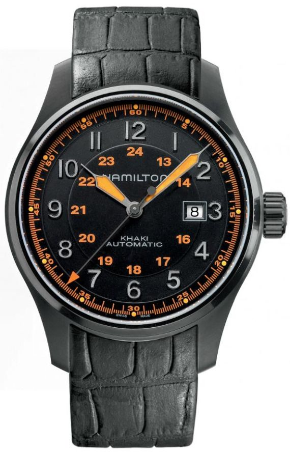Hamilton Khaki Field Automatic For 2009: Return Of A Classic, Again