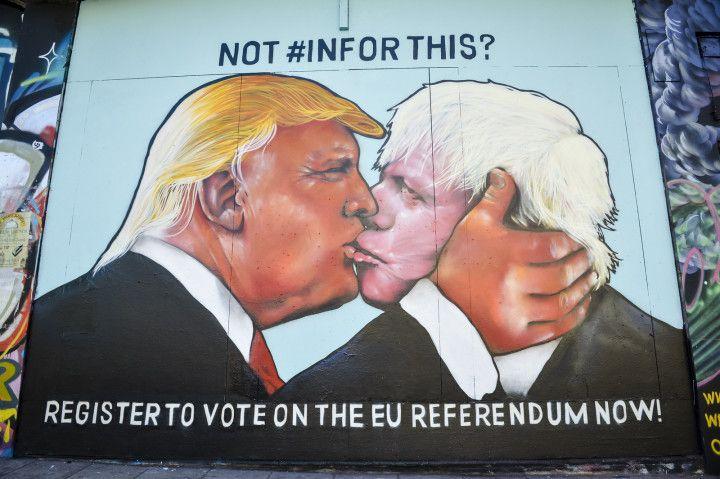 "Just A Reminder That Boris Johnson Once Said Donald Trump Was ""Stupefyingly Ignorant"" - BuzzFeed News"