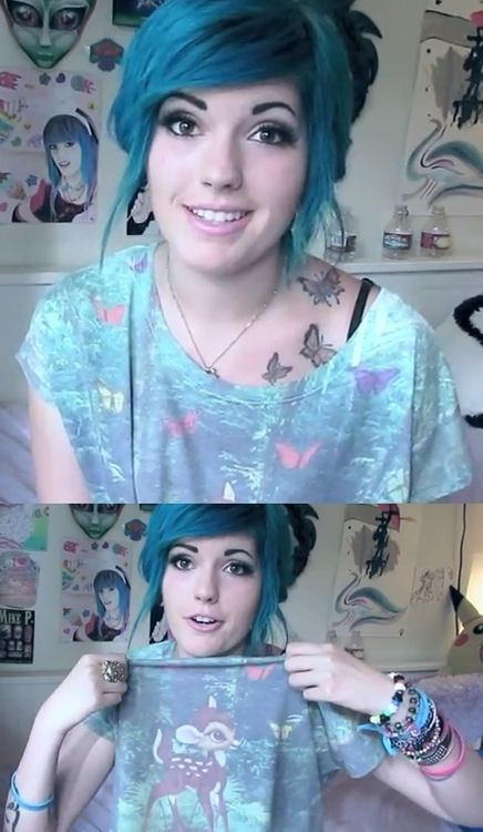 334 best images about Alternative girls and everything I ... Leda Muir Before Weight Loss
