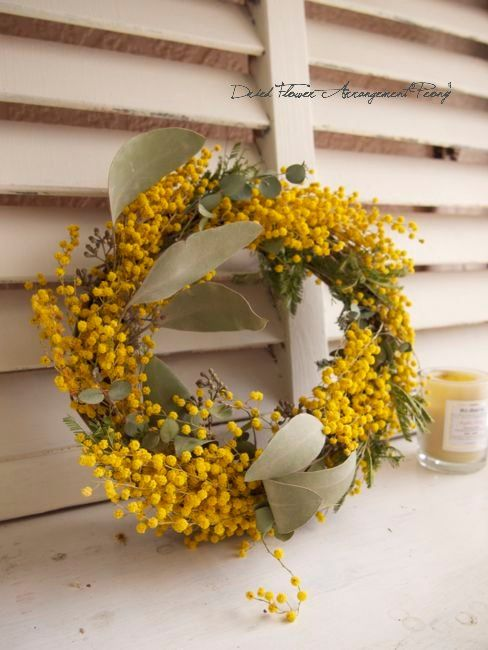 Mimosa Cottage | Mimosa Cottage | Pinterest | Dried flower