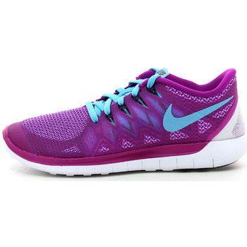 Běžecké+/+Krosové+boty+Nike+Wmns+Free+5.0+Fuchsia+2864.00+Kč