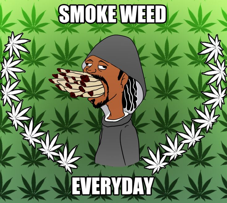 cartoons smoking pot smoke weed everyday memeified by