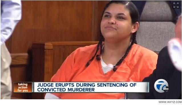 If this was a death penalty state, you'd be getting the chair.