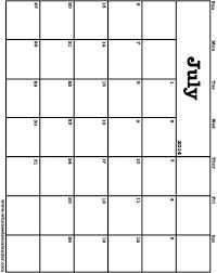 foto de 28 best July 2014 Calendar images on Pinterest Printable stencils Printable templates and