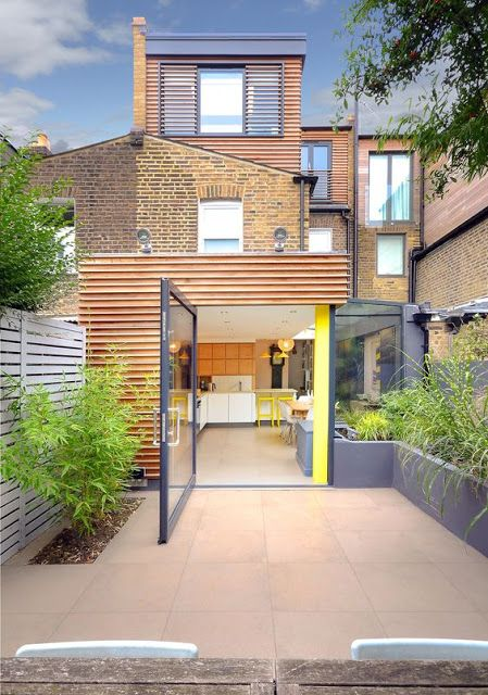 Rear Extension as Permitted Development | Norse White Design Blog