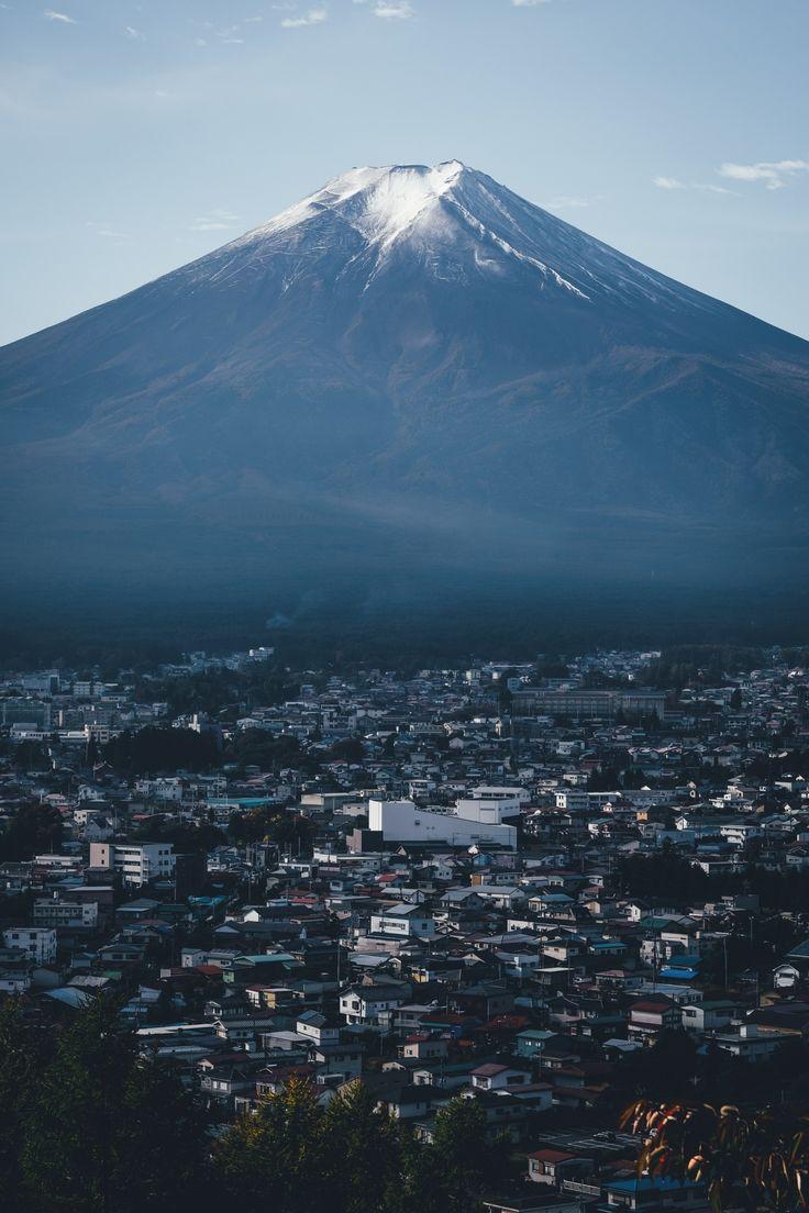 Yamanashi, Japan by Takashi Yasui - 500px