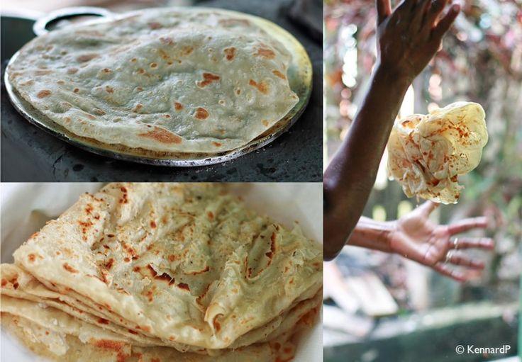 GUYANESE ROTI (PARATHA) recipe | Epicurious.com