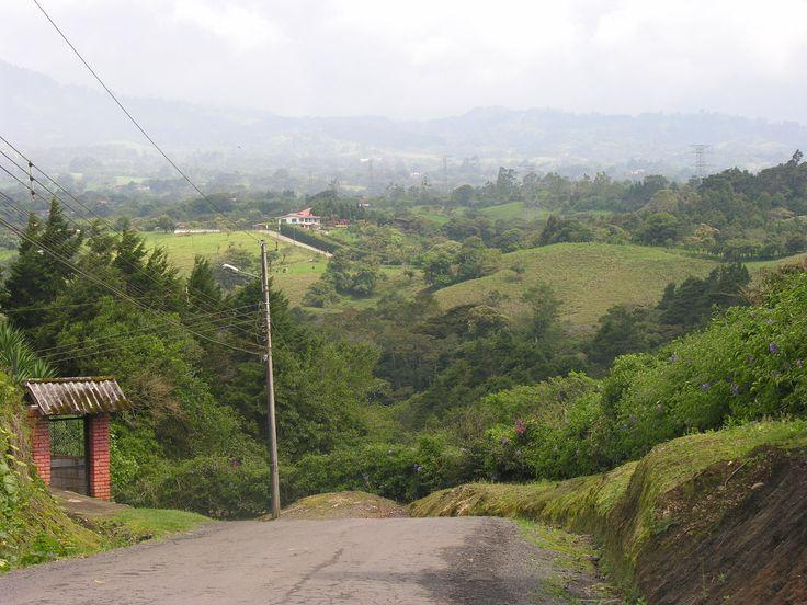 Montes De Moravia Y Coronado