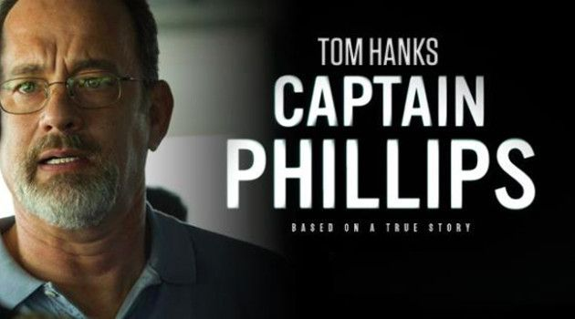 This film is based on the true story of Captain Richard Phillip's (Tom Hanks) ordeal against the Somali pirates that attacked his cargo vessel.